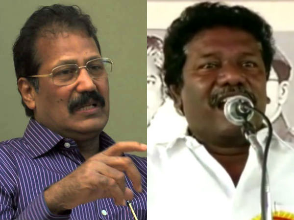 Krishnaswamy says Karunas MLA post can be taken away