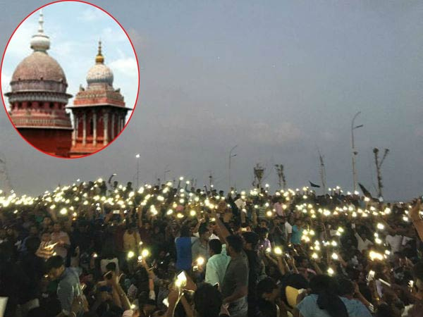 Madras High court upholds TN state government decision to prohibit protests at Marina