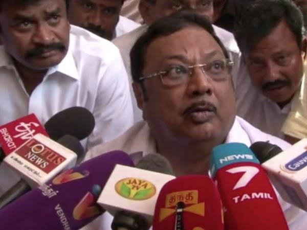 MK Azhagiri writes letter to Madurai collector