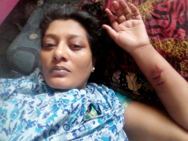 Exclusive: நீ காலிங் பெல் அடிக்க அடிக்க என் கைய வெட்டிக்குவேன்- லலித்தை  நிலானி மிரட்டும் பரபர ஆடியோ
