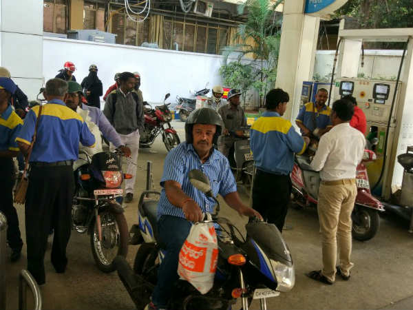 No changes in Petrol and Deisol price in Chennai