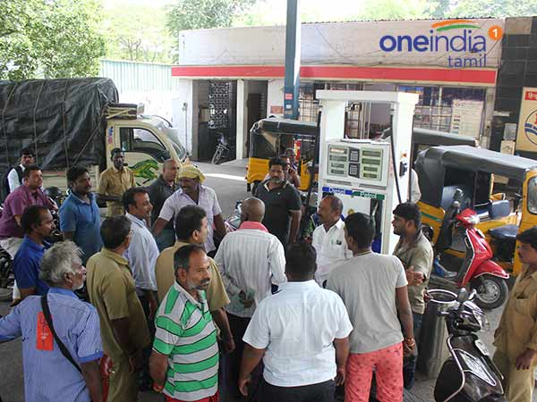 Petrol and Diesel prices rise again today
