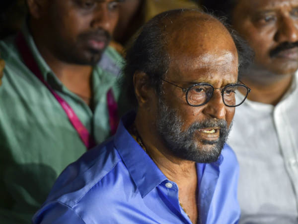 Rajinikanth is not going to participate in any political programme