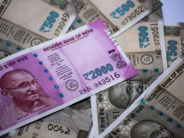 Indian Rupee breaches 72 a dollar for first time