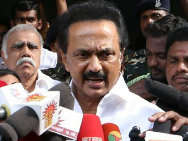 Mallaiya Escape: BJP is a puppet government of corporates says Stalin