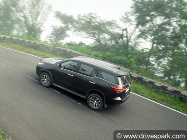 Toyota Fortuner becomes a favorite SUV car for Indians