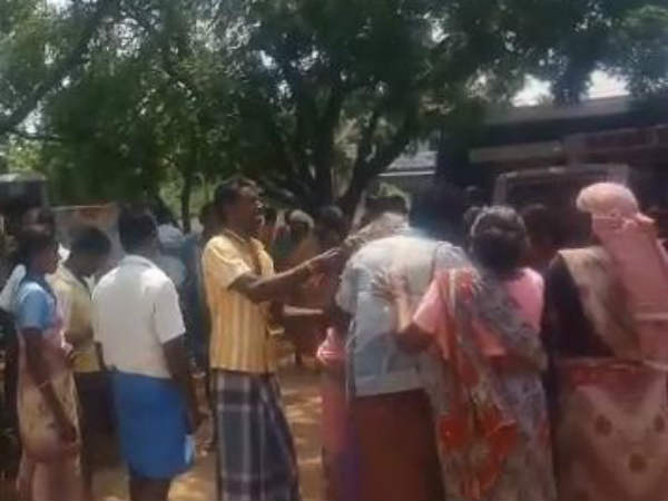 Father kills 20 days old boy near Nellai