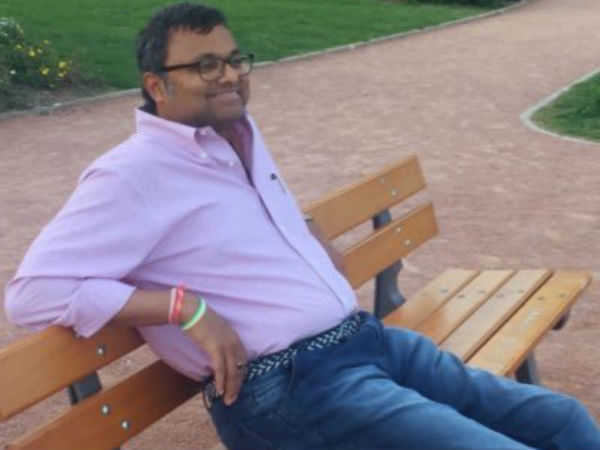 Bizarre and Outlandish, Says Karti Chidambaram