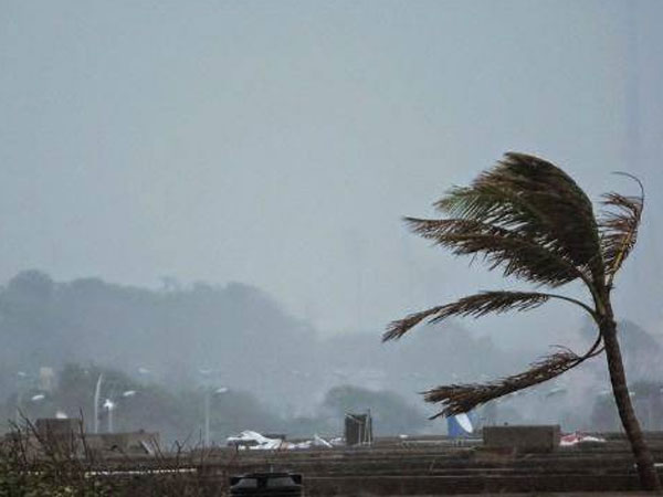 Pakistan only gave the name Titli for the Cyclone