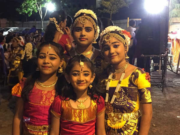 Dhwani school of music and Dance conducts music festival at Mogappair, Chennai