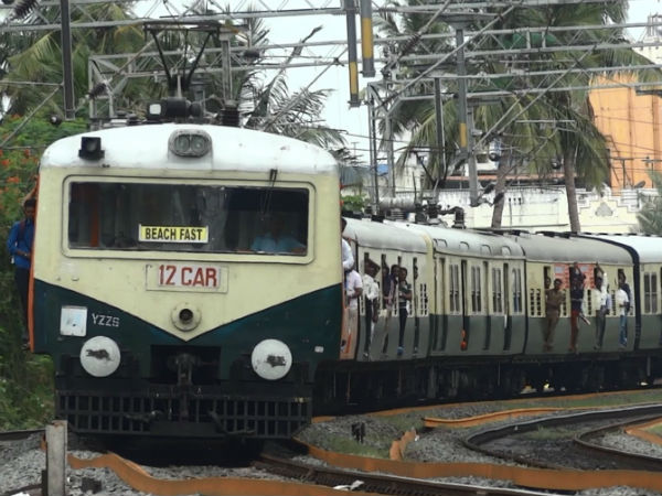Chennai College students arrested for celebrating Ayudha pooja in train