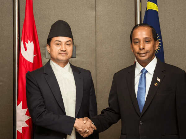 New pact between Malaysia and Nepal
