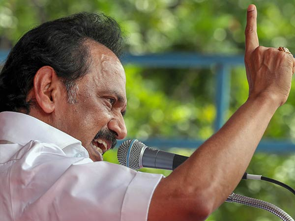 We will protest against TN Governor until he resign says M K Stalin