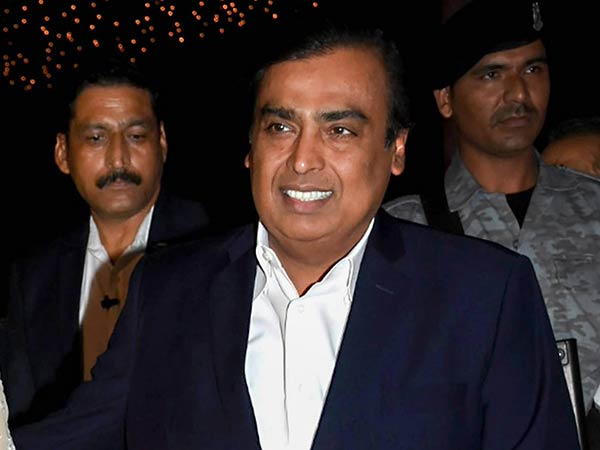 Mukesh Ambani is wealthiest Indian for 11th year