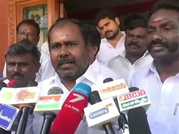 Minister RB Udhayakumar has met press in Madurai