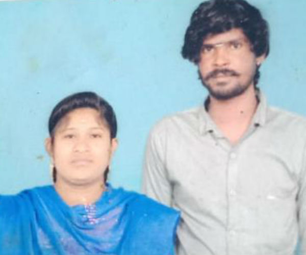 Love married couple commit suicide in Chennai Poonamalle