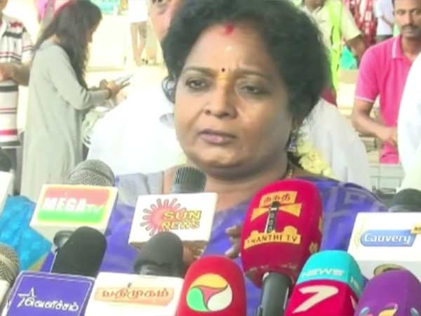 Inquire should be conducted in the Corruption case against CM Edappadi Palanisami: Tamilisai
