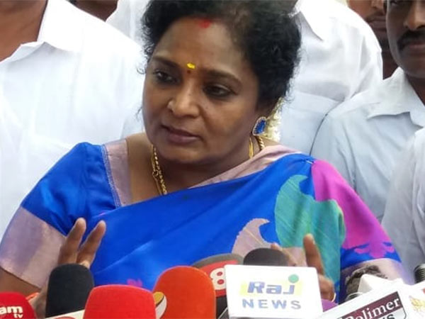 Tamilisai Soundararajan tweets about Chinmayi allegations against Vairamuthu