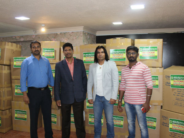 Gaja relief: Tamils from Bahrain helped Delta people
