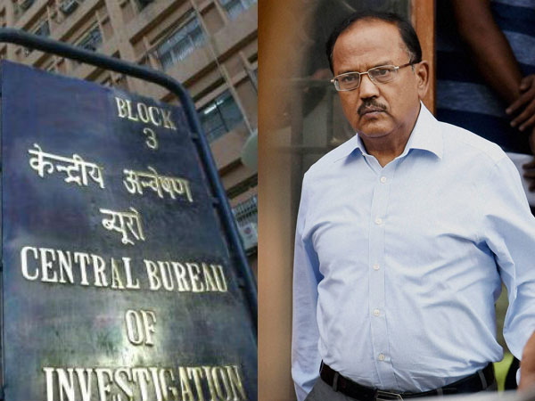 CBI war gets murkier as host of top officials including NSA Ajit Doval are dragged into the mess