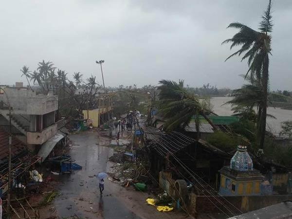 டெல்டா மாவட்டங்களில்.. 25 ஆண்டுகளில் இல்லாத பெரும் பாதிப்பை ஏற்படுத்திய கஜா - வெதர்மேன்