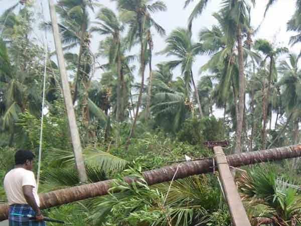 இன்னும் மீளவே இல்லை.. அதற்குள் அடுத்த அடியா.. டெல்டா மாவட்டங்களுக்கு கன மழை எச்சரிக்கை