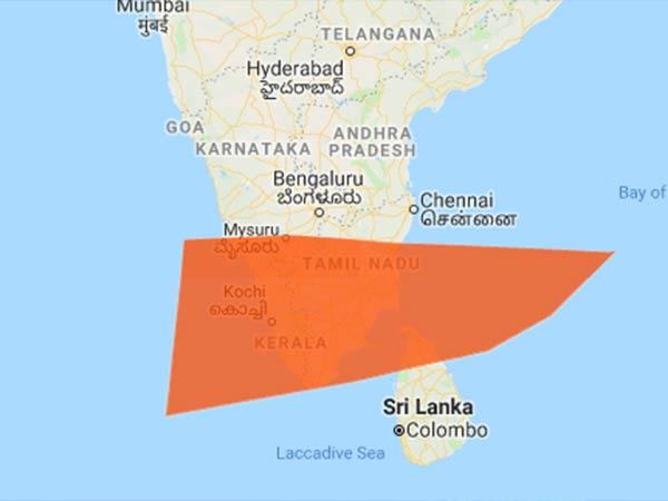 திசைமாறும் கஜா புயல்.. ஆந்திரத்துக்கு ரெட் அலர்ட் வாபஸ் #CycloneGaja