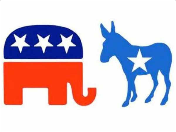 How Republican gets Elephant and Democratic gets donkey?