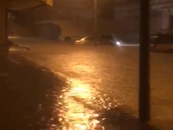 Kuwait City flooded, 2 killed