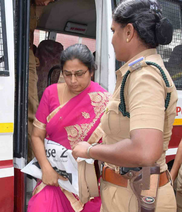Why Police give huge importance to Nirmala Devi?