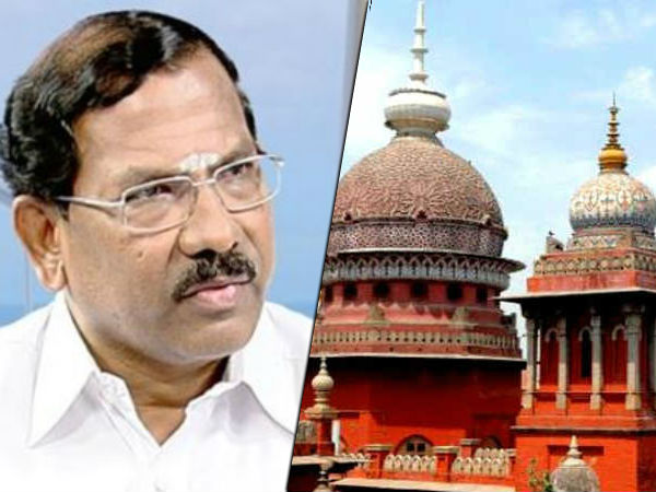 Chennai HC will hear the election victory case against Ma Foi Pandiarajan for sure