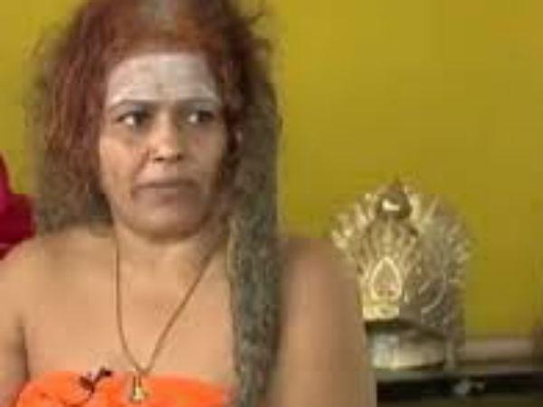 நான்தான் சொல்றேனே.. ஆஹா.. அன்னபூரணி சாமியார் சொல்றது உண்மையாய்டுமா!