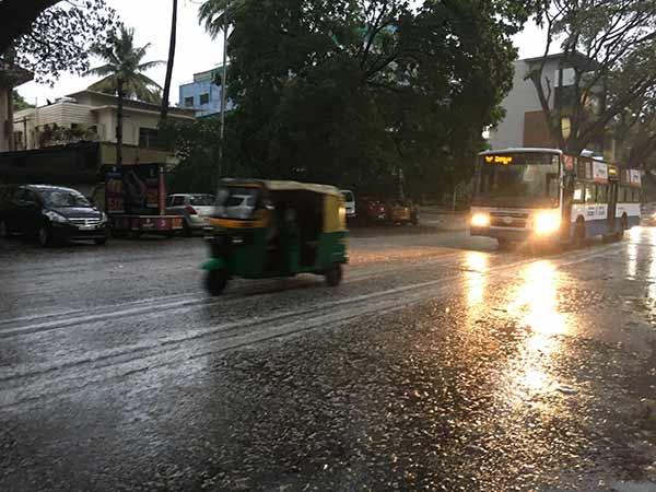 கஜா புயலால், பெங்களூர், ஒசூரில் மழை பெய்யுமா?