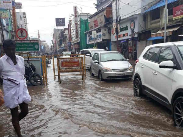 கஜா வருவது இருக்கட்டும்.. ஆனால் சென்னைக்கு என்ன கிடைக்கும்.. இங்கே வெயிலா இருக்கே!