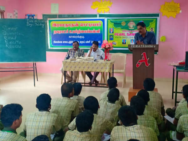 Seminar for 10th students