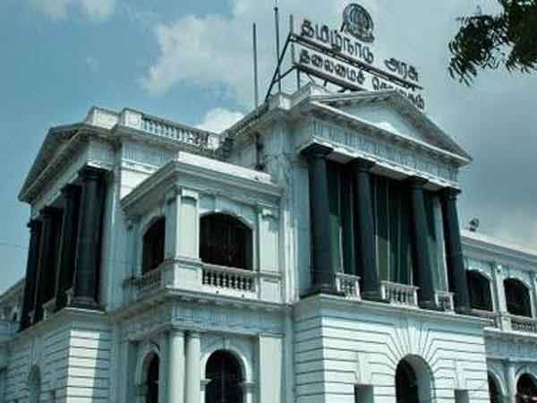 TN assembly session to begins on January 2019