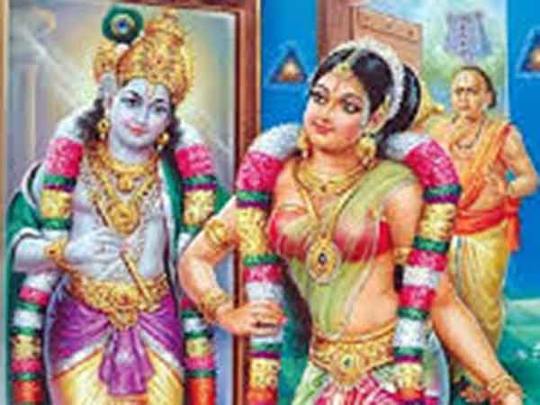Sri Andals thiruppavai- Dec 30
