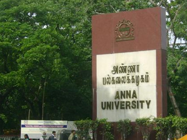 Anna University Registrar writes letter to all Engineering colleges