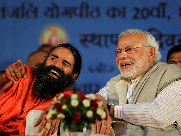nobody can raise doubts about Modis leadership: Ramdev