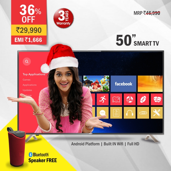 Sathya Showroom gives you mind-blowing week-offers
