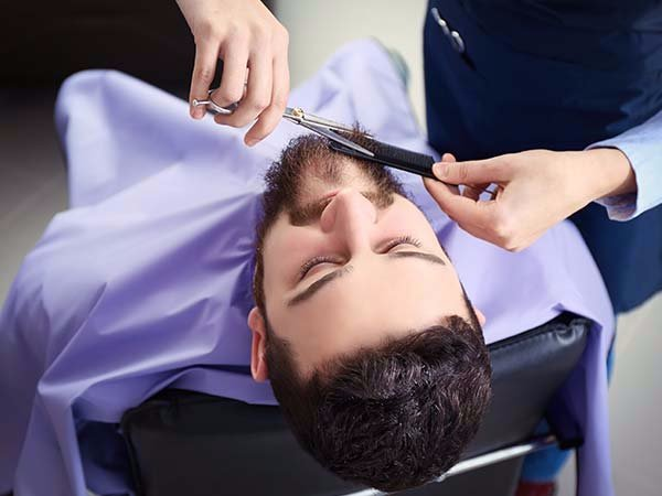 Hair cutting has been fixed at Rs.120 from January onwards in TN