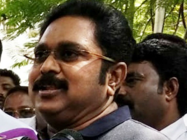 கஜா சேத கணக்கெடுப்பு சரியாக நடத்தப்படவில்லை.. டிடிவி தினகரன் கண்டனம்