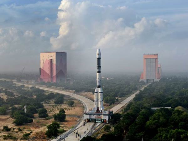 ISROs GSLV 11 to be launched today at SriHarikotta