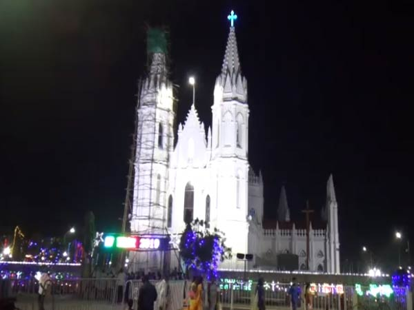 Christmas celebrated with fervour in Tamil Nadu