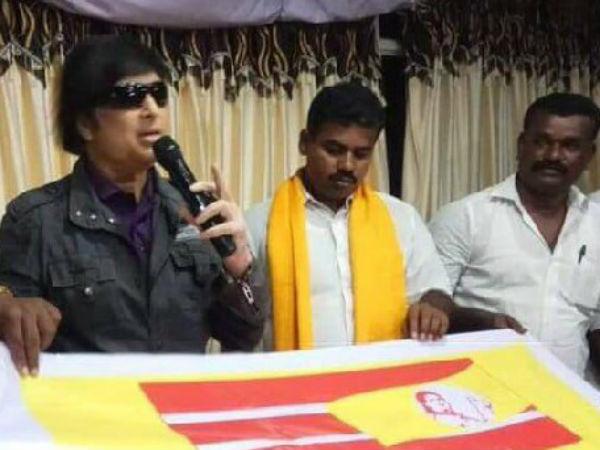 கோதாவரி.. மறுபடியும் கட்சி ஆரம்பிச்சிருக்கேன்.. மாலை எடுத்து வாடி..கலகலக்கும் கார்த்திக்கின் அரசியல்