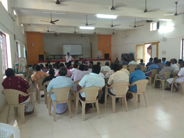 kovilpatti municipality oraganises an awareness programme to avoid tuberculosis