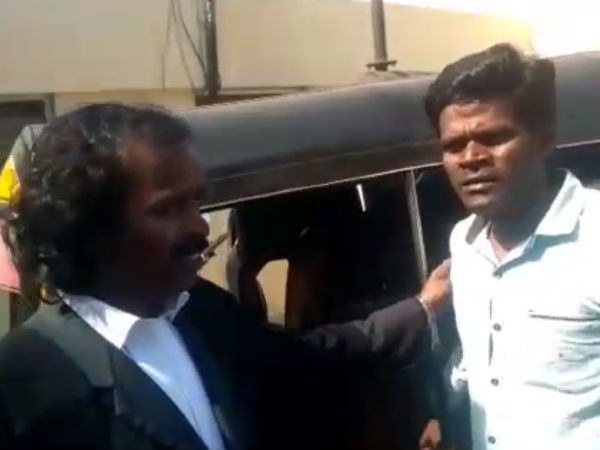 Accused Raghu surrender in Ambattur court in Tiruppur astrologer murder case