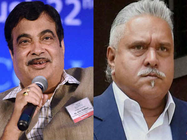 We have to support Mallya, not fair to dub him as fraud, says Gadkari