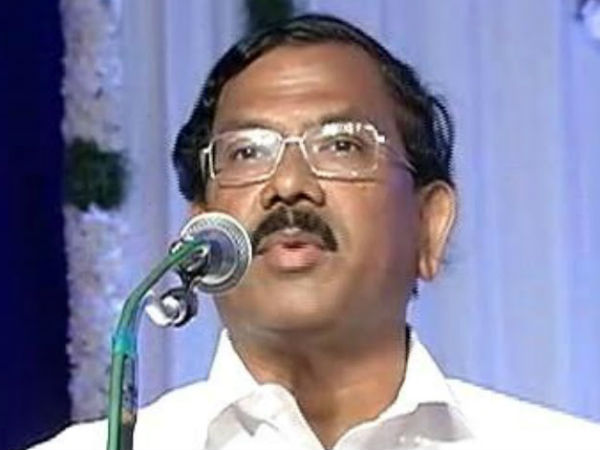 TN minister says every caste has its own DNA
