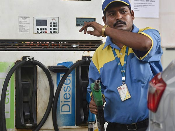 Petrol and diesel prices continue to fall